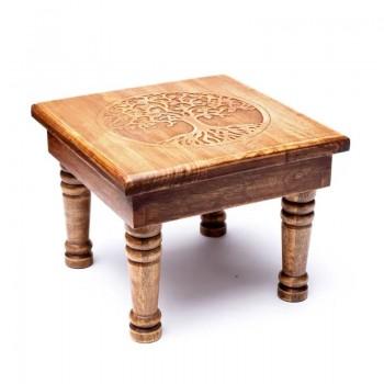Tavolino Legno Albero della...