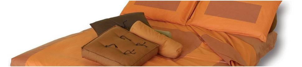 Federe,lenzuola e cuscini